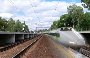 Современные железные дороги проблемы и перспективы развития