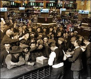 Великая Американская Депрессия: к чему может привести крах фондового рынка? » АПН - Агентство Политических Новостей