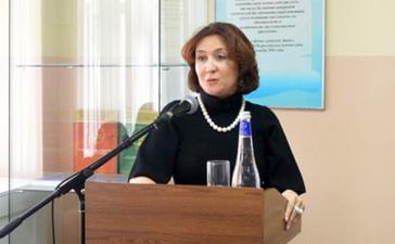 «Золотая судья» Елена Хахалева
